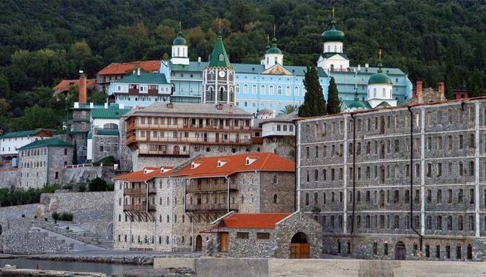 Ι.Μ. Αγίου Παντελεήμονος: Το μοναστήρι που επισκέφτηκε ο Ρώσος πρόεδρος Πούτιν