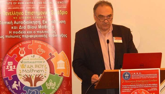 Κώστας Ανθόπουλος: Τα πάθη των αναπληρωτών και το στοίχημα της εύρυθμης λειτουργίας του σχολείου
