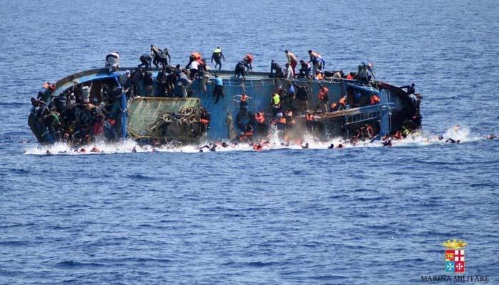 Νέο ναυάγιο με δεκάδες μετανάστες από την Αφρική στη Μεσόγειο