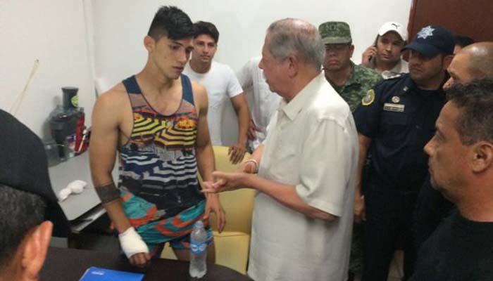 Βρέθηκε σώος ο άσος του Ολυμπιακού Πουλίδο που είχε πέσει θύμα απαγωγής στο Μεξικό