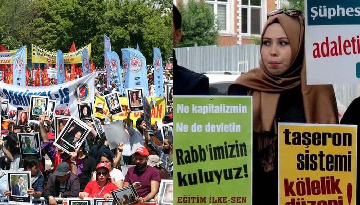 Ματωμένη Πρωτομαγιά στην Τουρκία, ένταση στο Παρίσι
