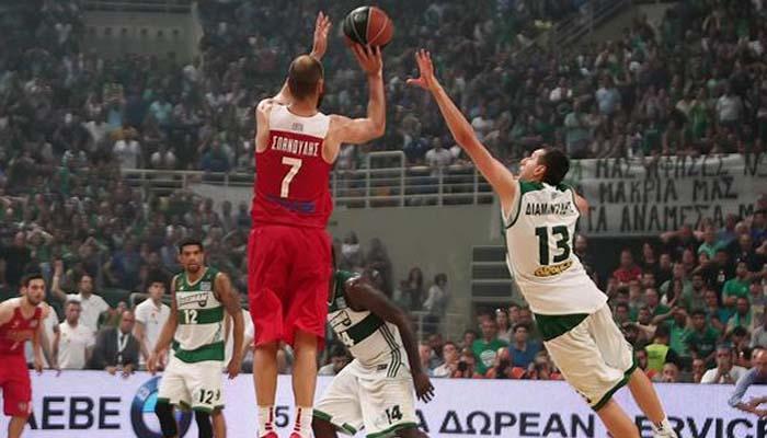 Το πρώτο πρωτάθλημα μπάσκετ του Ολυμπιακού στο ΟΑΚΑ με τρίποντο του Σπανούλη!