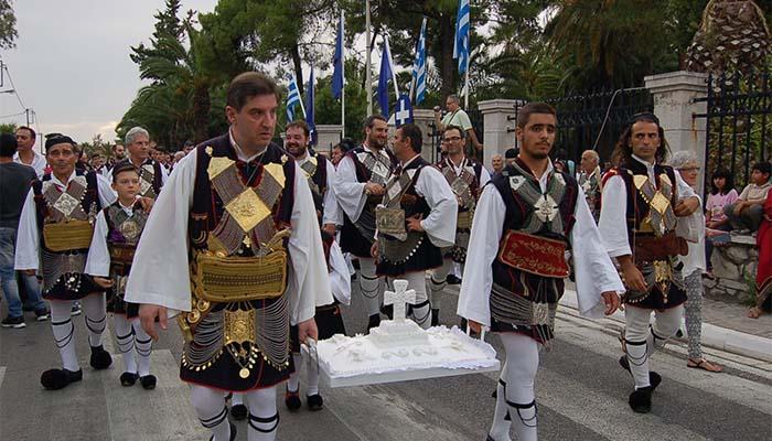 Ξεκίνησε χθες στο Μεσολόγγι το παραδοσιακό πανηγύρι του Αη Συμιού