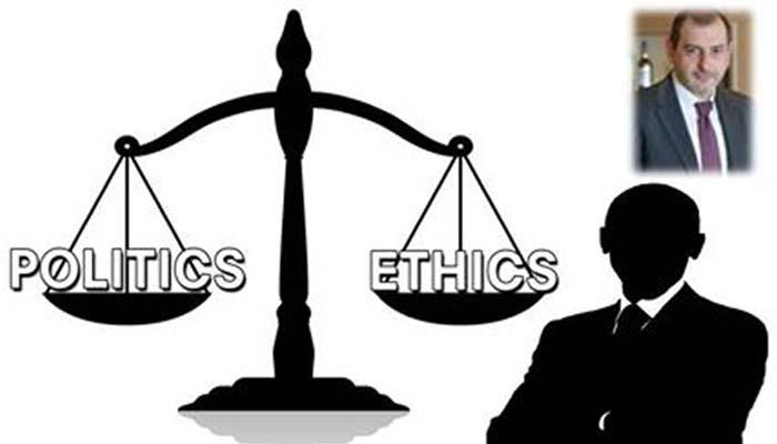 Νίκος Ιωσήφ: Περί Ηθικής & Πολιτικής»«