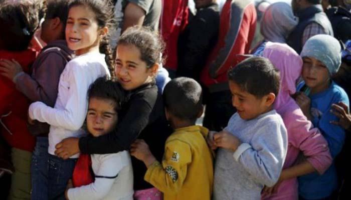 Πάνω από 13.000 ανήλικα παιδιά πρόσφυγες/μετανάστες στα hotspot
