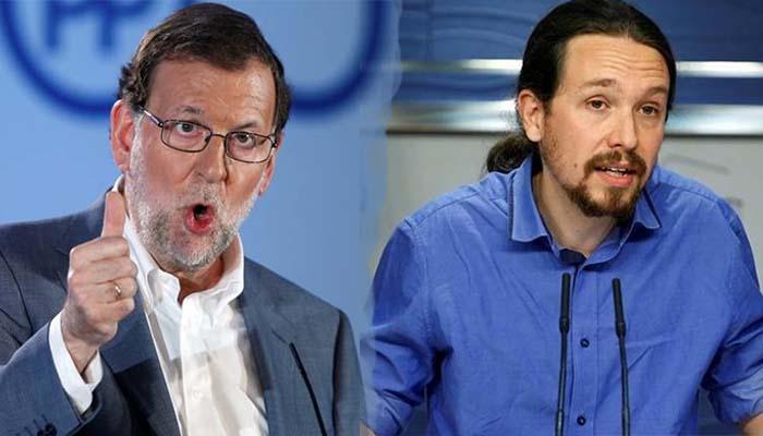Ισπανία: Προηγείται στις δημοσκοπήσεις ο Ραχόι και ακολουθούν οι ενωμένοι Podemos