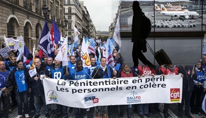 Σε απεργιακό κλοιό η Γαλλία ενόψει του Euro 2016