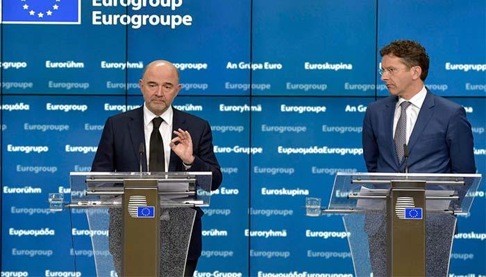 Την επιτάχυνση της διαδικασίας του Brexit ζητούν Ντάισελμπλουμ και Μοσκοβισί