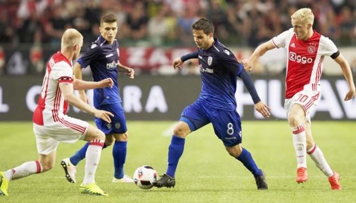 Ο ΠΑΟΚ απόκτησε πλεονέκτημα πρόκρισης μετά το 1-1 στην Ολλανδία με τον Άγια