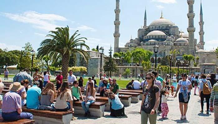 Μείωση 40% στον τουρισμό της Τουρκίας τον Ιούνιο