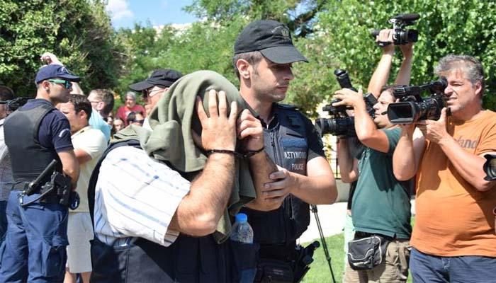 Τούρκος πιλότος: Αν με εκδώσετε, θα με εκτελέσουν!!!!