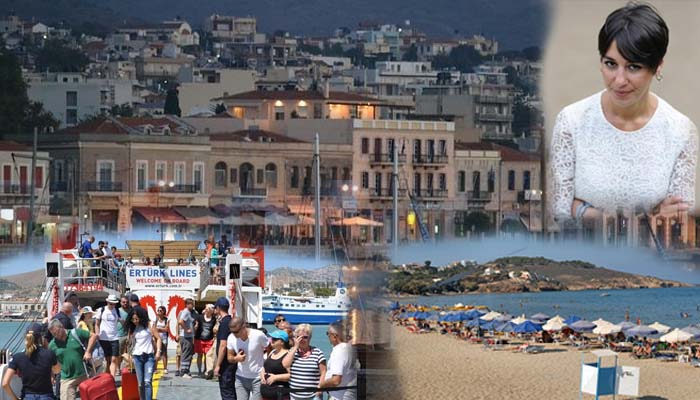 Melis Alphan - Hurriyet: Επειδή μας κλέβουν στην Τουρκία, πάμε διακοπές στην Ελλάδα που είναι φτηνότερα