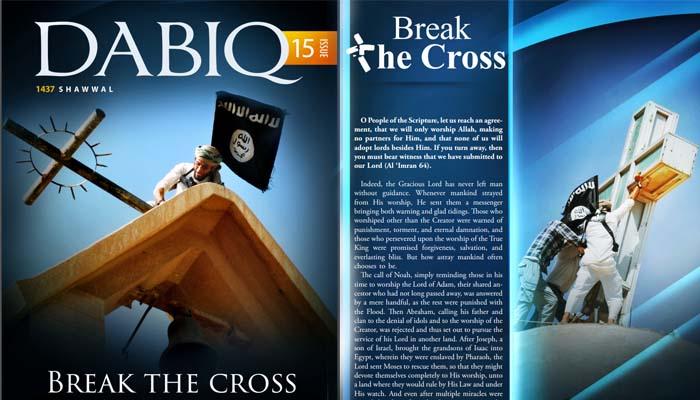 Kαι η Ελληνορθόδοξη Εκκλησία στο στόχαστρο του ISIS