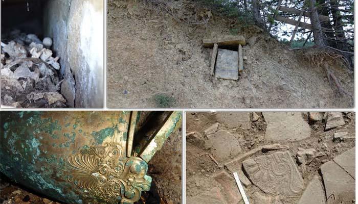 Φοιτητές βρήκαν ασύλητο τάφο δίπλα σε γήπεδο μπάσκετ του Ζαγορίου