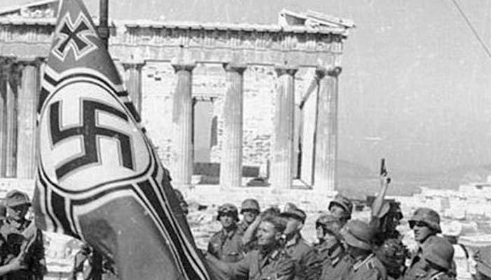 Γερμανικός τύπος: Έλληνες ξεχάστε τις γερμανικές αποζημιώσεις