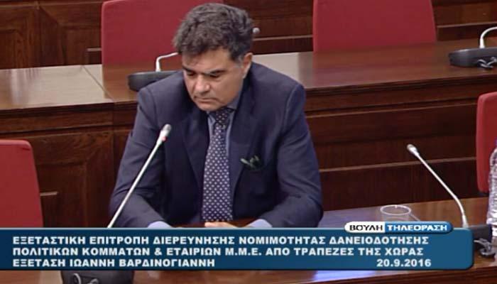 Γιάννης Βαρδινογιάννης: Το Star έχει άδεια, περιμένω την απόφαση του ΣτΕ
