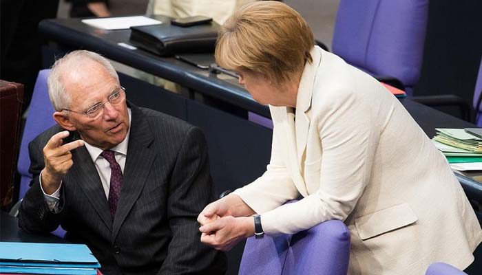 Handelsblatt: Καμιά συζήτηση για το χρέος πριν το 2018, επιμένει το Βερολίνο
