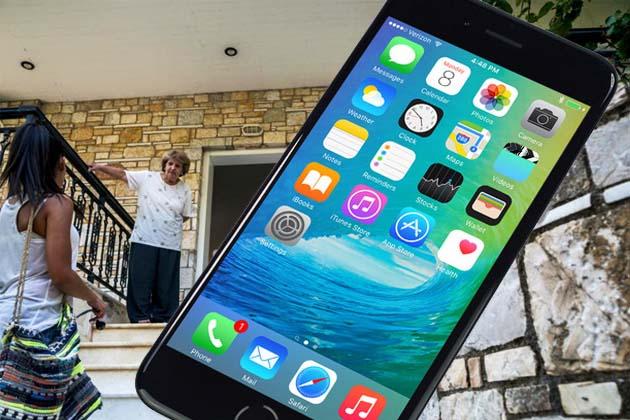 Βρέθηκε το κλεμμένο κινητό της μητέρας του Αλέξη Τσίπρα! Τα δικά μας γιατί δεν βρίσκονται;