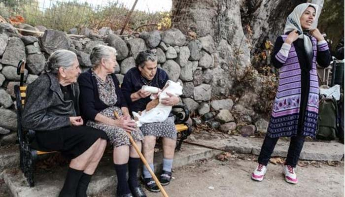 Γιαγιά Μηλίτσα: Παρακαλούσα να μην το πάρω το Νόμπελ γιατί υπήρχε μεγάλη γκρίνια στο χωριό