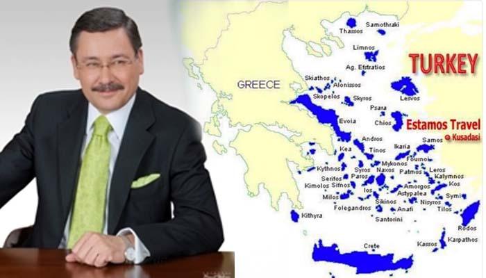 Τουρκία: ο δήμαρχος της Άγκυρας προκαλεί εγείροντας αξιώσεις για το... σύνολο των ελληνικών νησιών