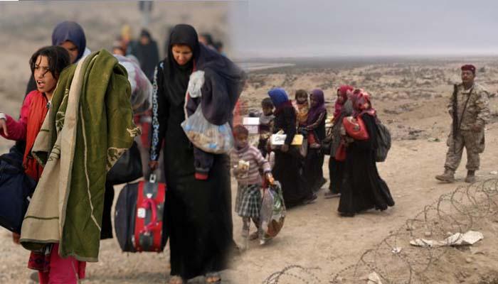 Φρίκη: Ο ISIS χρησιμοποιεί χιλιάδες γυναίκες και παιδιά ως ανθρώπινες ασπίδες στη Μοσούλη