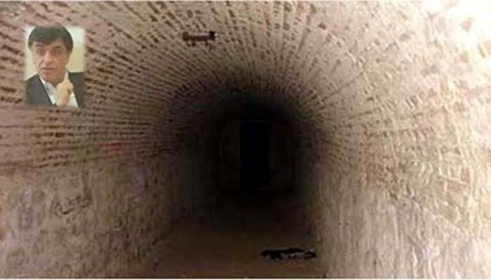 Σπύρος Παπασπύρος: Το κλαρί και το υπόγειο