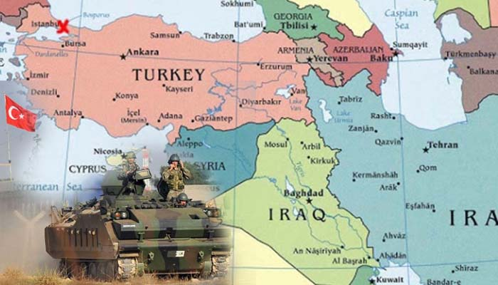 Μπορεί ο πόλεμος στη Συρία να μετατραπεί παγκόσμια σύρραξη;