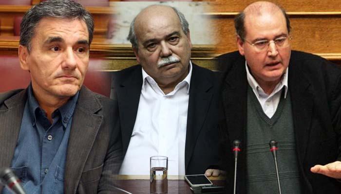 Τσακαλώτος, Φίλης, Βούτσης πρώτοι στη νέα ΚΕ του ΣΥΡΙΖΑ