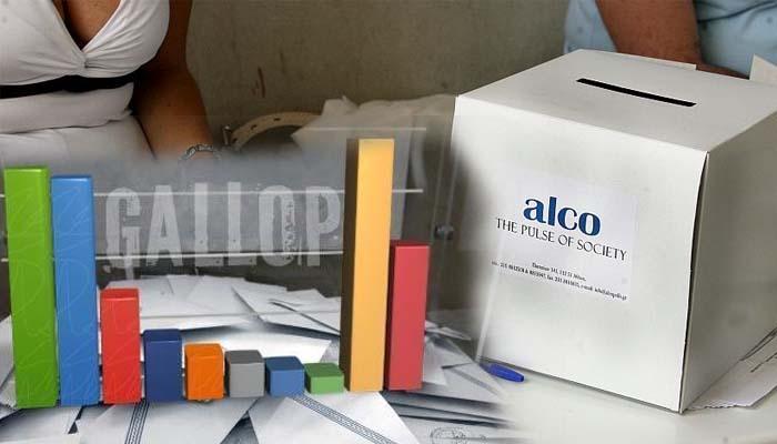 Δημοσκόπηση ALCO: Μπροστά με 7,5% η ΝΔ Από το ΣΥΡΙΖΑ