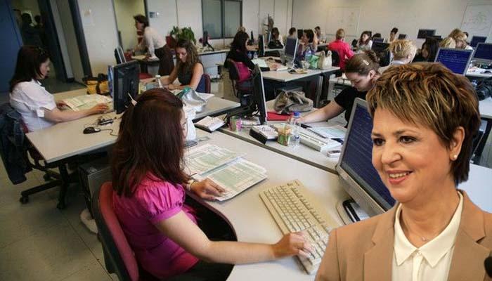 Απολύσεις δημοσίων υπαλλήλων ζητούν τώρα οι δανειστές - Διαψεύδει η Γεροβασίλη