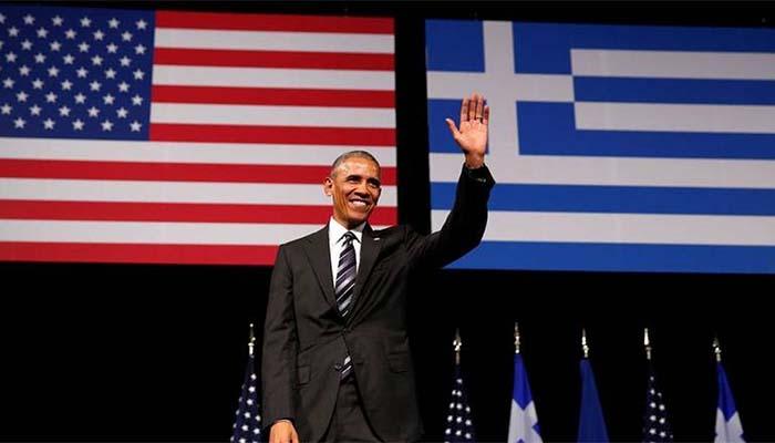 Μπαράκ Ομπάμα:Έχουμε χρέος στην Ελλάδα -Ο πιο σημαντικός τίτλος είναι αυτός του πολίτη (VIDEO)