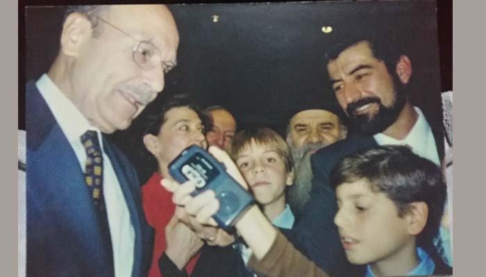Έφυγε από τη ζωή ο πρώην Πρόεδρος της Δημοκρατίας Κωστής Στεφανόπουλος