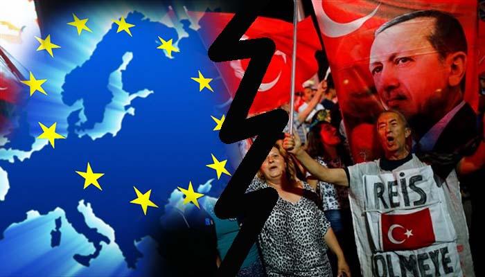 Σε τροχιά ολικής ρήξης οι σχέσεις Τουρκίας - Ευρώπης και στη μέση η Ελλάδα