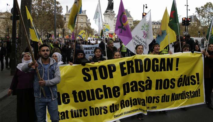 Τουρκία: Το φιλοκουρδικό HDP αναστέλλει τη συμμετοχή του στο κοινοβούλιο