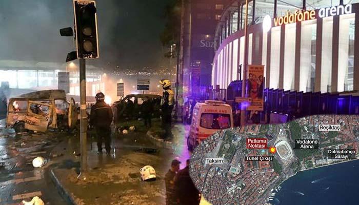 Κωνσταντινούπολη: Δύο Εκρήξεις με δεκάδες νεκρούς και τραυματίες