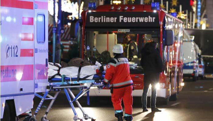 Βερολίνο: 9 νεκροί, 50 τραυματίες από τρομοκρατική επίθεση με φορτηγό