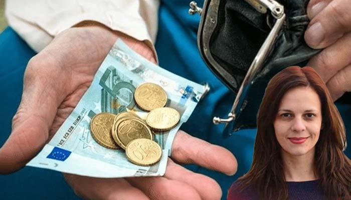 Νέο «ψαλίδι» στο ΕΚΑΣ για 240.000 χαμηλοσυνταξιούχους