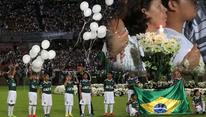 Το συγκλονιστικό αντίο στους παίκτες της Σαπεκοένσε (βίντεο)