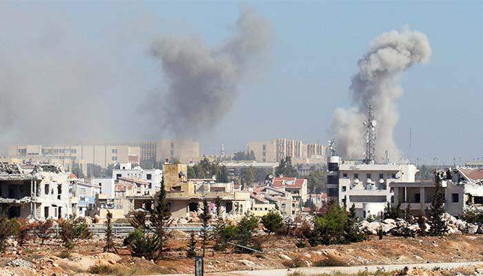 Συρία: ΗΠΑ και Γαλλία κατηγορούν τη Ρωσία ότι δεν θέλει εκεχειρία στο Χαλέπι