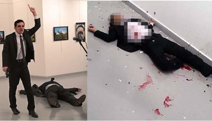 Το Κρεμλίνο διαφοροποιείται από τον Ερντογάν για τη δολοφονία του Ρώσου πρέσβη