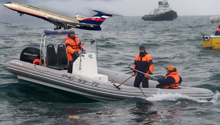 Τα 4 σενάρια για τη συντριβή του ρωσικού αεροσκάφους Tu-154