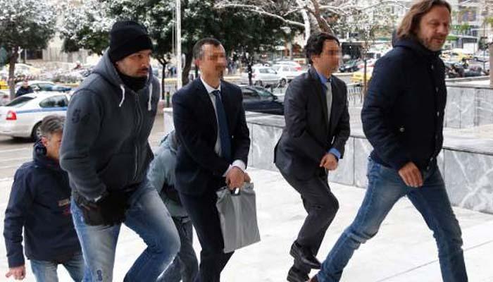 Τη μη έκδοση των δύο πρώτων Τούρκων αξιωματικών πρότεινε η εισαγγελέας του Αρείου Πάγου