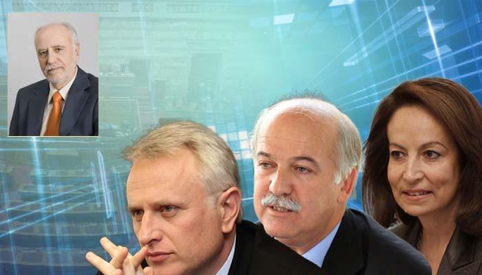 Μάκης Γιομπαζολιάς:Οι «τρεις» και η ενότητα της κεντροαριστεράς