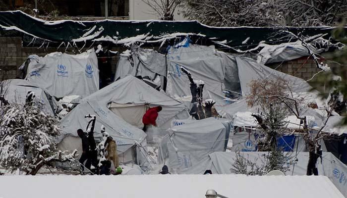 Ντροπή: Και τρίτος νεκρός πρόσφυγας στον καταυλισμό της Μόριας της Λέσβου
