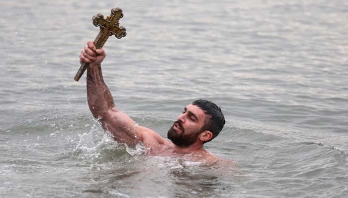 Με λαμπρότητα γιορτάστηκαν τα Θεοφάνεια στην Κωνσταντινούπολη (Φωτο)