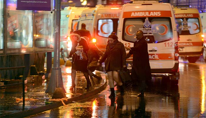 Τους «γάζωσε» ο μακελάρης της Κωνσταντινούπολης αδειάζοντας πέντε γεμιστήρες