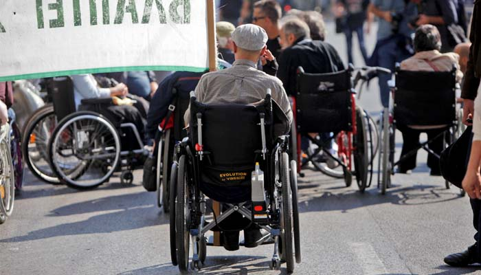 Μεγάλες ανατροπές και στις αναπηρικές συντάξεις