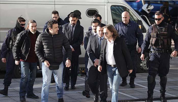 Αντεισαγγελέας Αρείου Πάγου: Όχι στην έκδοση και των υπόλοιπων τεσσάρων Τούρκων
