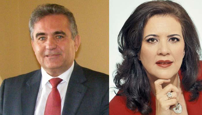 Τάσο Αποστολόπουλο και Ντίνα Νικολάκου «θέλει» το ΠΑΣΟΚ για βουλευτές στη Μεσσηνία