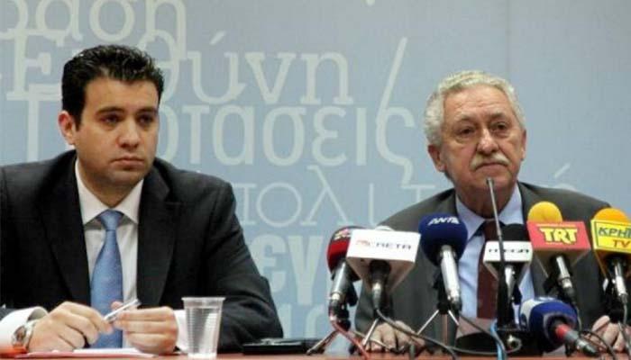 Ο Ανδρέας Παπαδόπουλος αποκαλεί ψεύτη τον Κουβέλη σχετικά με την πρόταση της ΝΔ για την ΠτΔ